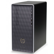 Cистемный блок HP Pav 595-p0019nl DT PC, P-C i7-8700 3.2GHz, 8GB, HDD 1TB, SSD 16GB PCIe NVME, DVDRW, GFX Nvd GeF GTX1050 2GB, Wired, WIFI, BT, WK_21,  - Win10 64 4DX05EAR#ABZ