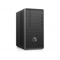 Cистемный блок HP Pav 590-p0008nl DT PC, AMD A10-9700 3.5GHz, 8GB, HDD 1TB, DVDRW, GFX Nvd GeF GTX1030 2GB, Wired, WIFI, BT, WK_21, Renew - Win10 Home 4PR66EAR#ABZ