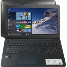 "Ноутбук 15.6"" ASUS  X555BA-XO006D, HD, E2-9010/4GB/500GB/DVDRW/DOS BLACK"