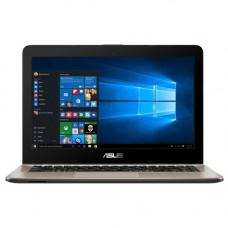 Ноутбук ASUS X441NA-FA093T, PENTIUM Quad-Core N4200, 14.0 inch FHD 1920X1080 16:9 Anti-Glare, 4GB, 256GB SSD, DVD-RW, Graphics name defined by CPU, , SILVER, WK_14, Win 10 64bit, - 90NB0E22-M01290