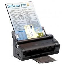 Cканер А4 IRIS IRISCAN PRO 3 WIFI, 1.2 LCD дисплей, память 128MB, сканирование и конвертирование книг и журналов без компьютера, питания от 4xAAA батареек, сканирование на SD карту, распознание и конвертирование в JPEG и PDF c возможностью поиска, ра