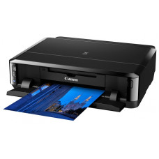 Принтер струйный цветной CANON PIXMA iP7240, печать термическая струйная цветная, двусторонняя, 5-цветная, время печати 10x15 см цветн. 210 сек.,  разрешение 9600x2400 dpi, подача: 145 лист., подключение Wi-Fi, 802.11n, USB 2.0, поддержка AirPrint, к