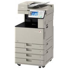 МФУ струйное цветное CANON IR Advance C3325i копир/принтер/сканер, Cкорость печати:  A3: 25 стр. мин ЧБ/Цвет. Включено в комплектацию:  Функция цветной универсальной рассылки напрямую с устройства, Двустороронний автоподатчик документов,  Два лотка д