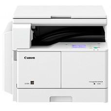 МФУ лазерное монохромное A3 CANON IR2204N копир/принтер/сканер, печать лазерная черно-белая, скорость печати 22 стр/мин ч/б, разрешение 600x600 dpi, подача: 330 лист., память: 512 мб, подключение Ethernet RJ-45, USB, цветной ЖК-дисплей, тонер C-EXV 4
