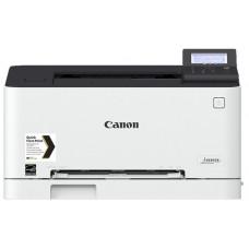 Принтер лазерный цветной CANON LBP613CDW  печать лазерная цветная, 4-цветная, скорость печати 18 стр/мин ч/б А4, 18 стр/мин цветн. А4,  двусторонняя печать, 600x600 dpi, подача: 151 лист., вывод: 100 лист., память: 1024мб, подключение Ethernet RJ-45,