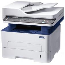 МФУ лазерное монохромное XEROX WorkCentre 3225DNI, принтер/сканер/копир/факс, A4, печать лазерная черно-белая, автоматическая двусторонняя печать, автоподатчик оригиналов односторонний 40 листов, скорость печати 28 стр/мин ч/б, 600x600 dpi, подача: 2