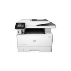 МФУ лазерное монохромное HP LASERJET PRO 400 M426fdw принтер/сканер/копир/факс, A4, печать лазерная черно-белая, двусторонняя, 38 стр/мин ч/б, автоподатчик оригиналов на 50 листов двусторонний, 1200x1200 dpi, подача: 350 листов, вывод: 150 листов, Po