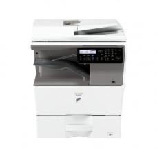 МФУ лазерное монохромное SHARP MX-B350W  копир/принтер/сканер/факс, A4, печать лазерная черно-белая, двусторонняя, сканирование и отправка по электронной почте,  35 стр/мин ч/б, 600x600 dpi, подача: 550 листов, память: 1Гб,  двусторонний автоподатчик
