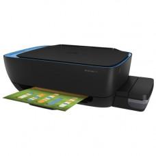 МФУ струйное цветное HP Ink Tank 419 /стр.цветной/A4/4-цв/CНПЧ/USB+WiFi чернила GT51/GT52