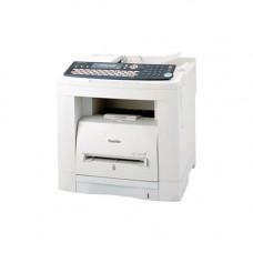 Лазерный факс PANASONIC UF-8100 - 33600 бит/с, копир.,сетевой принтер,  PC-факс, дуплекс, автоподатчик 100л., опция - интернет факс и двухсторонний сетевой сканер, 18 стр./мин., подключение 2-й тел. Линии, копьютерная кл-ра,  Расходные материалы - UG