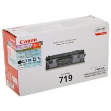 Картридж CANON 719/MF5840DN/5880DN/LBP-6300DN/6650DN Для лазерных принтеров и МФУ CANON MF5840DN/5880DN/LBP-6300DN/6650DN , черный 3к