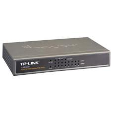 Коммутатор TP-LINK TL-SF1008P 8-port 10/100M, Порты PoE RJ45 - 4 шт., металлический корпус