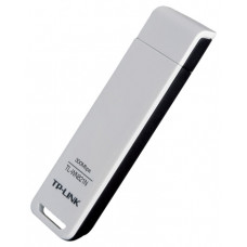 Cетевой адаптер WiFi - USB TP-LINK TL-WN821N  Wireless N USB Adapter, Atheros, 2T2R, 2.4Ghz, 802.11n/g/b