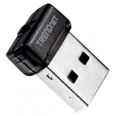 Cетевой адаптер WiFi - USB TRENDNET TEW-648UBM Микро Wi-Fi USB-адаптер стандарта 802.11n 150 Мбит/с