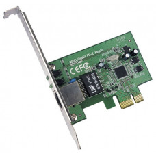 Cетевая карта WiFi - PCI-Express 1 TP-LINK TG-3468 32bit Gigabit PCIe Networks Adapter, Realtek RTL8168B,10/100/1000 Mbps Auto-Negotiation RJ-45 port