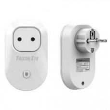 Wi-Fi розетка FALCON EYE FE-WI-FI SOCKET  удаленное управление через Интернет. Напряжение: 220В переменного тока 50/60 Гц Максимальный нагрузочный ток: 10