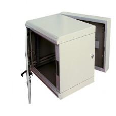 """Шкаф SIGNAPRO RECW-065H 19"""" 6U 600х520х370 мм трехсекционный усиленный"""