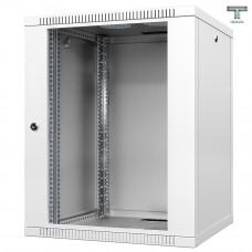 Шкаф 102406 600х600 мм 15U настенный