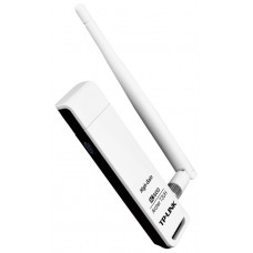 Cетевой адаптер WiFi - USB TP-LINK ARCHER T2UH AC600 Dual Band High Gain Wireless USB Adapter, MediaTek, 1T1R, 433Mbps at 5Ghz + 150Mbps at 2.4Ghz, 802.11ac/a/b/g/n, WPS button, USB 2.0 interface, 1 high gain detachable antenna, 1 USB extension cable
