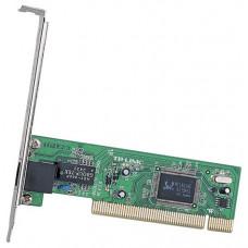 Cетевая карта WiFi - PCI TP-LINK TF-3239DL Ethernet PCI, 10/100 Мбит/с сетевой адаптер PCI, Один 10/100 Мбит/с порт RJ45 с поддержкой автоматического определения
