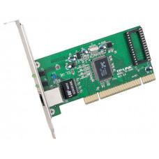 Cетевая карта LAN - PCI TP-LINK TG-3269 Gigabit PCI, 10/100/1000 Мбит/с адаптер PCI, Поддержка стандартов IEEE 802.3/802.3u/802.3ab