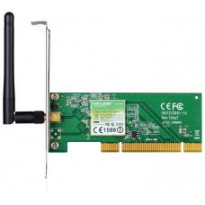 Cетевая карта WiFi - PCI TP-LINK TL-WN751ND, 150Mbps Wireless PCI-адаптер