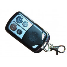 Брелок NV PT 44 -  4-х кнопочный  433 МГц в металлическом корпусе