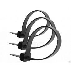 Кембрик ACV RM37-1106 черные, 100шт/пак