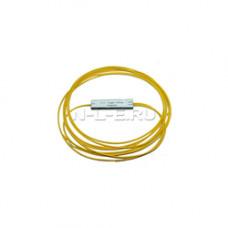 Разветвитель сплавной с дробным делением 1х2 50/50 0,9 1 м, упак. 2 шт