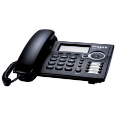 Телефон VOIP D-LINK DPH-150S/F4 проводной