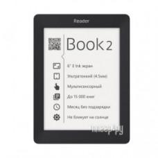 Электронная книга POCKETBOOK Reader Book 2 белый/черный