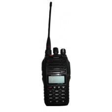 Радиостанция SEEWAY RTX-E50 VHF/UHF мощность передатчика 5 Вт радиус действия 12 км Li-Ion вес 200 г CTCSS, DCSFM-радиоприемник