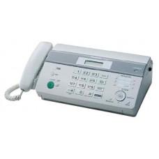 Факс PANASONIC KX-FT982RUW АОН,Caller ID, печать на термобумаге, автоподатчик на 10 листов, прием при отсутствии бумаги, функция копирования, исплей 2 строки, 16 символов, память на 100 номеров, монитор