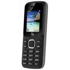 Мобильный телефон FLY FF180 BLACK GSM 900/1800, 2SIM, 1.77 дюйма TN QQVGA,  MP3, MP4, 3GP, WAV, FM,  BLUETOOTH 2.1, слот microSD до 16Гб. 800mAh .