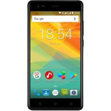 Мобильный телефон PRESTIGIO MULTIPHONE 5552 DUO Grace S5 LTE BLACK PSP5552DUOBLACK