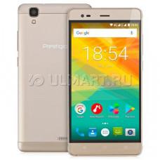 Мобильный телефон PRESTIGIO MULTIPHONE 5552 DUO Grace S5 LTE GOLD PSP5552DUOGOLD