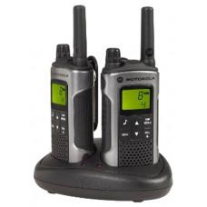 Комплект из двух радиостанций MOTOROLA TLKR-T80