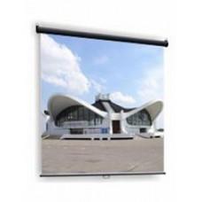 Экран настенный CLASSIC SCUTUM 150x150 W150  x150/1MW-LS/T