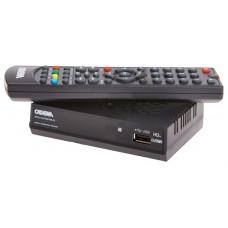 Приёмник для цифрового эфирного телевидения DVB-T2 CADENA 1104T2N