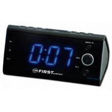 Радиочасы FIRST FA-2419-3 Цифровой тюнер и дисплей, FM диапазон