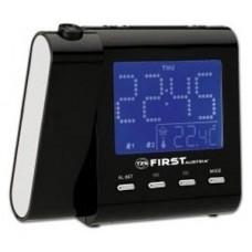 Радиочасы FIRST FA-2421-5 C проэктором и LED дисплеем, FM радио