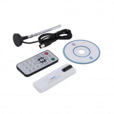 Приёмник для цифрового эфирного телевидения DVB-T2 FM USB 2.0 Dongle DAB Цифровое HDTV Cтик-Тюнер стандарты ТВ DVB-T2/DVB-T/DV FW1S