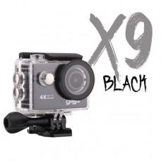 Экшн-камера CYMYE X9R копия HD 4К WiFi 1080P 60fps с пультом