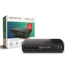 Приёмник для цифрового эфирного телевидения DVB-T2 TELEFUNKEN PT-101 TELEFUNKEN PT-101