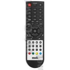 Универсальный пульт ДУ для приемников MDI ТВ DVB-T2