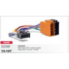 Адаптер CARAV 15-107 HEAD адаптер ГУ Pioneer 2200 6-pin разъем female --- CARAV --- ISO male питание + акустика