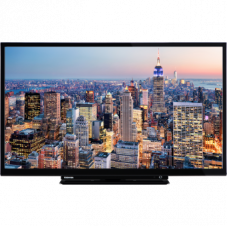 """Телевизор LCD 32"""" TOSHIBA 32W1753DG 81 см, HD, Цифровой тюнер: DVB-T2/C, USB-плейер, Звук: 2х8 Вт, HDMI x3, VGA   12 МЕCЯЦЕВ"""