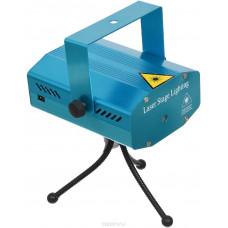 Лазерный проектор, 4 типа проекции, 2 режима работы 220V  Vegas 55107