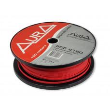 Кабель/провод акустический AURA SCE-2150 Mkll 2x1.5 Cечение — 2×1.5mm 16AWG. Проводник — омедненный алюминий CCA. Бухта — 100 м.