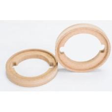 Кольцо проставочное Real Sound №13 Кольцо проставочное №13 с фрезеровкой под ВЧ из МДФ.
